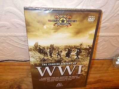 World War 1 In Colour - Complete TV Series [DVD] NEW SEALED