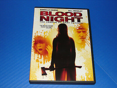 Blood Night: The Legend Of Mary Hatchet [DVD]  ***FANTASTIC SHAPE***