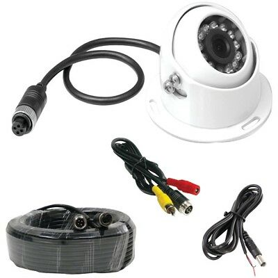 Rearview Backup Parking/Reverse Camera, Commercial Grade, Front/Rear Mount