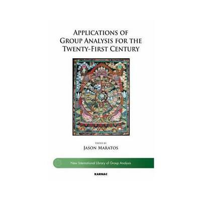 Applications of Group Analysis for the Twenty-First Century by Jason Maratos