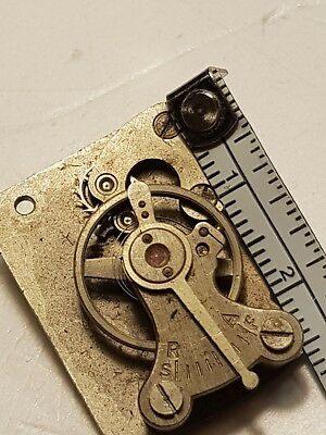 Vintage Carriage Clock Platform Escapement For A Clockmaker (J)