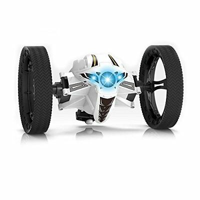 Jumping Car,ToyPark 2.4Ghz Wireless Remote Control Stunt Car with LED Headlights