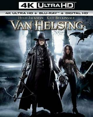Van Helsing New 4K Ultra Hd Blu-Ray