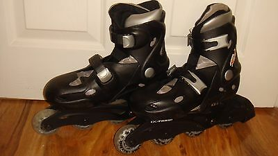 Xtreme Roller Blades, Size expandable UK 2-5, Very good condition