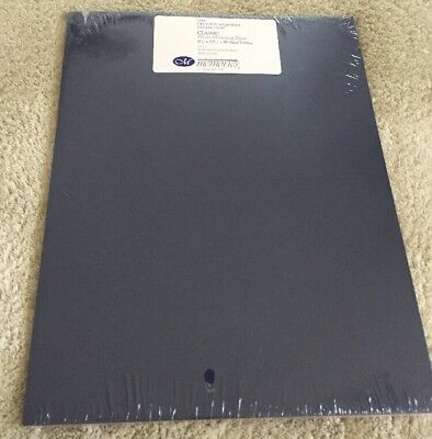 NEW Creative Memories CLASSIC Photo Mounting Paper 20 Sheet Variety Red Blue