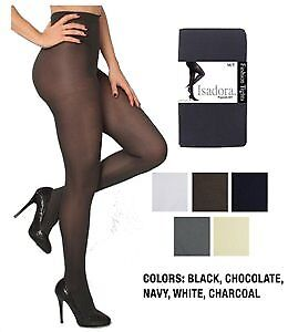 Isadora Opaque Spandex Tights - S/M and M/T Case Pack 120 (2283174)