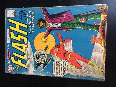 The FLASH #118 (DC) early KID FLASH. Infantino/Giella-c/art. VG/+ Scarce 1961!