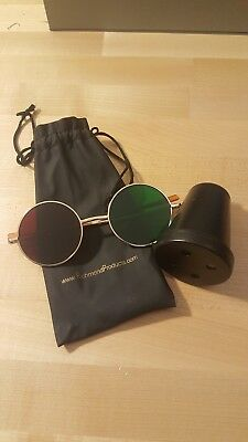 Worth 4 Dot Test with Red Green Glasses for Strabismus Amblyopia Optometry