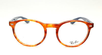 Spectacles Frame Rayban RB 5283 in Celluloid Vintage Style New in Discount