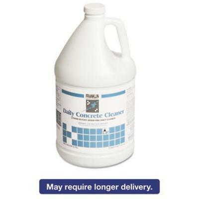 Franklin F281022 Daily Concrete Cleaner, 1 Gal Bottle, 4/carton