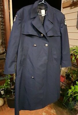 Victoria Police Obsolete Trench Coat