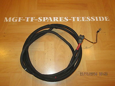 MGF TF  main positive + battery cable wire 11tf  KITCAR mgf-tf-spares-teesside