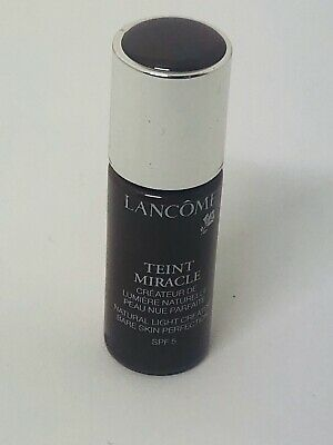 GENUINE LANCOME TEINT Miracle Hydrating Foundation SPF 15  Shade 16
