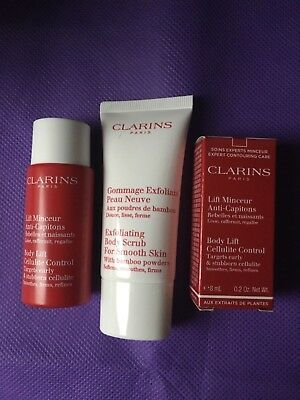 Clarins- Lift Minceur Anti Capitons+ Gommage Exfoliant Corps