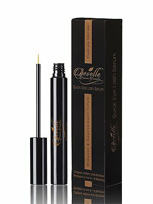 Develle Quick Eyelash Serum 0.236 Fl OZ. / 7 ml. Grande taille