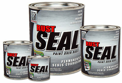 KBS Coatings Rust Seal Rust Preventive Coating  Stops Rust - RustSeal
