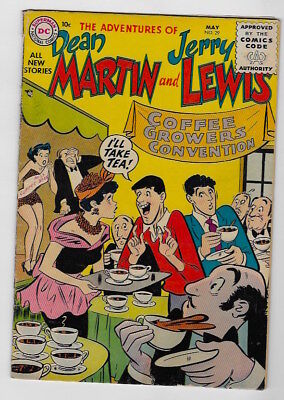 Adventures of Dean Martin and Jerry Lewis #29  VG+