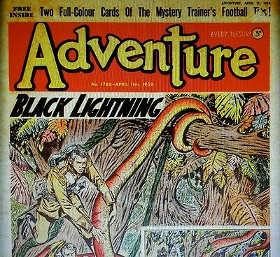 Adventure Comics Vintage Retro Comics On Dvd