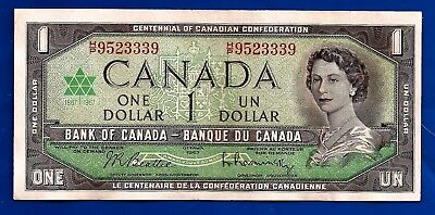 Bank Of Canada Lot Vintage 3 Bank Of Canada Centennial 1867-1967 $1 Notes Unc Very Crisp Lot Strong Packing Paper Money: World
