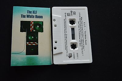 The Klf The White Room Ultra Rare Australian Cassette Tape! Jams
