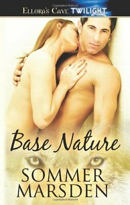BASE NATURE by Sommer Marsden EROTIC PARANORM SHAPE-SHIFTER ~ COMBINED SHIPPING!