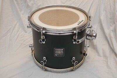 "Sonor Sonic Plus Tom 12"" Stain green / grün / Schlagzeug / Drum"