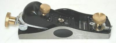 Soba Block Plane with Adjustable Mouth Top Quality Woodworking From Chronos