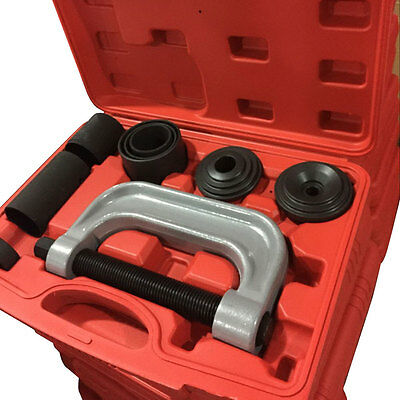 Ball Joint U Joint C-Frame Press Service (4-in-1) Kit  Truck Brake Anchor Pins