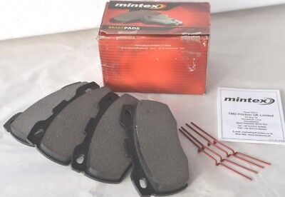 LAND ROVER MINTEX BRAKE PADS Part No: STC2952 - SFP000260. MLB 114