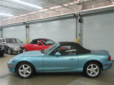 2002 Mazda MX-5 Miata 2dr Convertible LS 5-Speed Manual $7300 INCLUDES FREE SHIPPING 45K MILES FLORIDA nonsmoker car stickshift 5speed