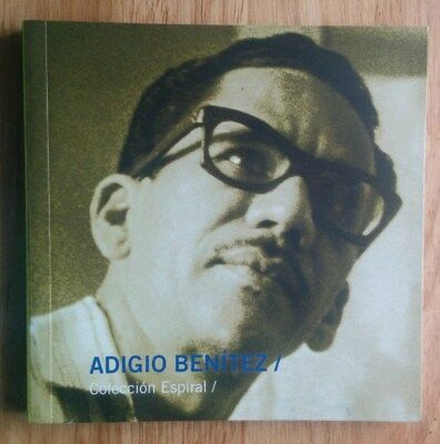 Art Catalog Book Adigio Benitez Cuban Contemporary Art Cuba Arte