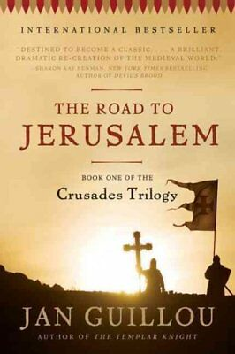 The Road to Jerusalem by Jan Guillou 9780061688546 (Paperback, 2010)