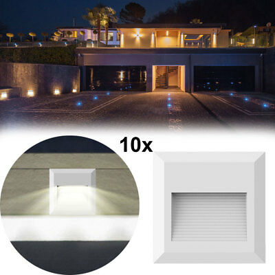 led haus wand akzent beleuchtung au en strahler solar. Black Bedroom Furniture Sets. Home Design Ideas