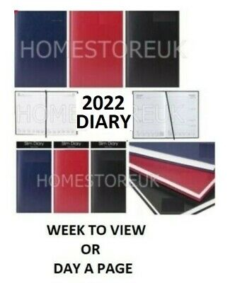 2019 Diary Year Yearly Planner Calendar Appointment Note Book Paper Page Format