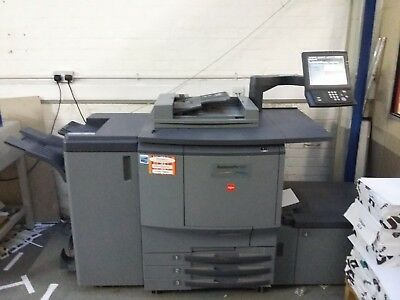 Professional A3 Printer, scanner, duplex printing  booklet & A4 booklet maker