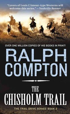 The Chisholm Trail by Ralph Compton 9780312929534 (Paperback, 1995)