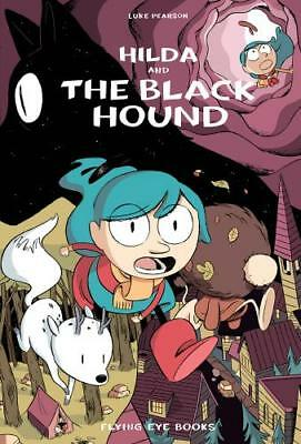 Hilda and the Black Hound by Luke Pearson