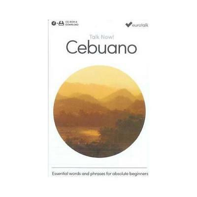 Talk Now! Learn Cebuano (2015) by EuroTalk Ltd.
