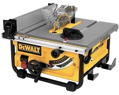DEWALT DWE7480 Compact Table Saw with Site-Pro Modular Guardian System (10 inch)