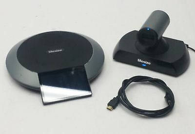 Lifesize Icon 400 Hd Video Conference Conferencing Codec Camera Phone Hdmi 1080P