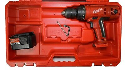 Milwaukee 0616-24 Heavy Duty Drill Cordless - No charger