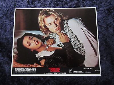 The Bride lobby cards - Sting, Jennifer Beals (1985)