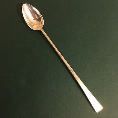Craftsman by Towle Sterling Silver Iced Teaspoon - No Mono -  3 Available