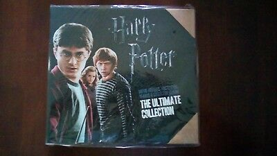 HARRY POTTER The Ultimate Collection NEW Complete