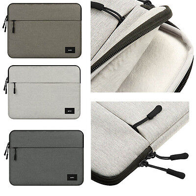 """Universal Laptop Sleeve Case Carry Bag for 12.5"""" 13"""" 13.5"""" Ultrabook NoteBook AU"""