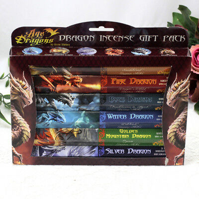 Age of Dragons Incense GiftPack - Anne Stokes