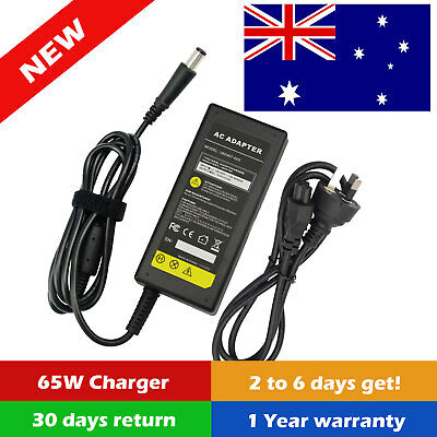 AU Adapter Charger Power Cord for HP elitebook 2530p 8440p 8540w 2540p 8460p New