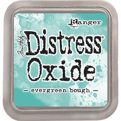 Evergreen Bough - Tim Holtz Distress Oxide Ink Pad - Release 3 NEW