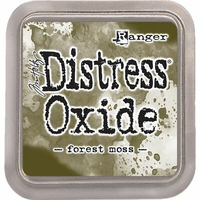 Forest Moss - Tim Holtz Distress Oxide Ink Pad - Release 3 NEW