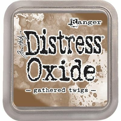 Distress Oxide Ink Pad - Gathered Twigs - Tim Holtz